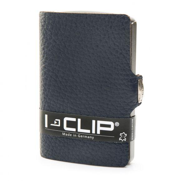 I-Clip Wallet- Pilot Navy Blue+ FREE EXTRA RFID Card Protector *2  (RRP: 14.95AUD)