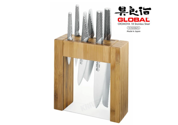 GLOBAL 7 PIECE IKASU BLOCK SET