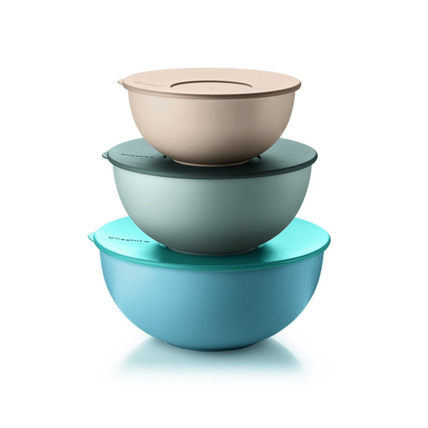 Guzzini Set 3 Containers With Lid
