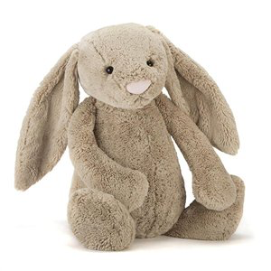 Jellycat-Bashful Beige Bunny (Really Big H67cm)