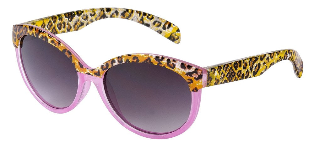 Frankie Ray- Cleo Pink and Leopard print (TODDLER 2 - 5yrs)