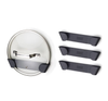 "Joseph Joseph-CupboardStoreâ""¢ Set of 4 Pan Lid Holders"