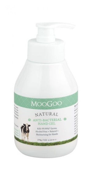 MooGoo Anti-Bacterial Hand Moisturiser 270ml