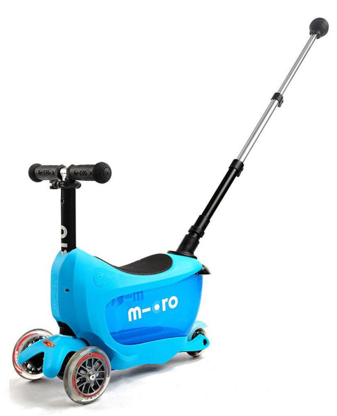 Micro Scooter- Mini 2 Go Deluxe Plus