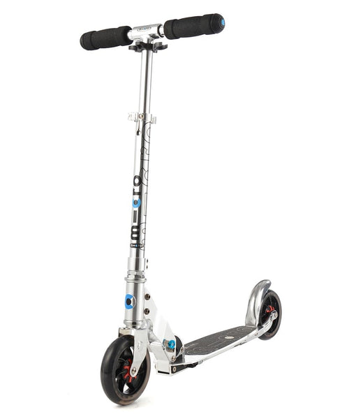 Micro Scooter Speed+ Pure Silver (7 - adult)