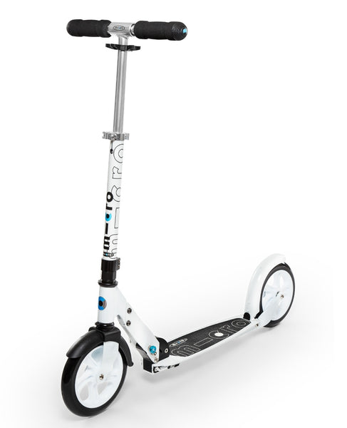 Micro Scooter Classic White