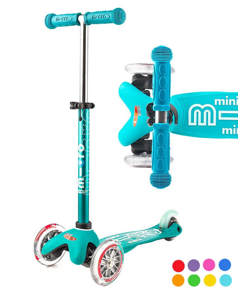 Micro Scooter Mini Deluxe - Aqua