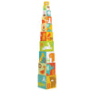 Petit Collage-Animal ABC Nesting Blocks