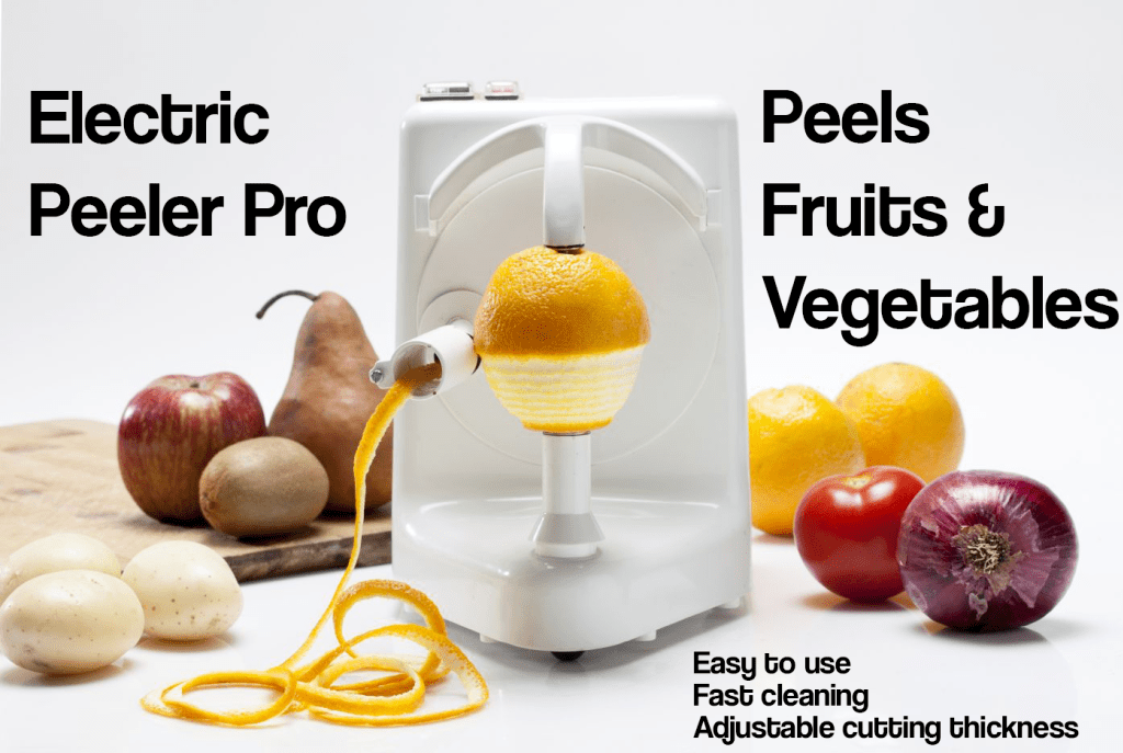 Pelamatic SL Orange Peeler Professional