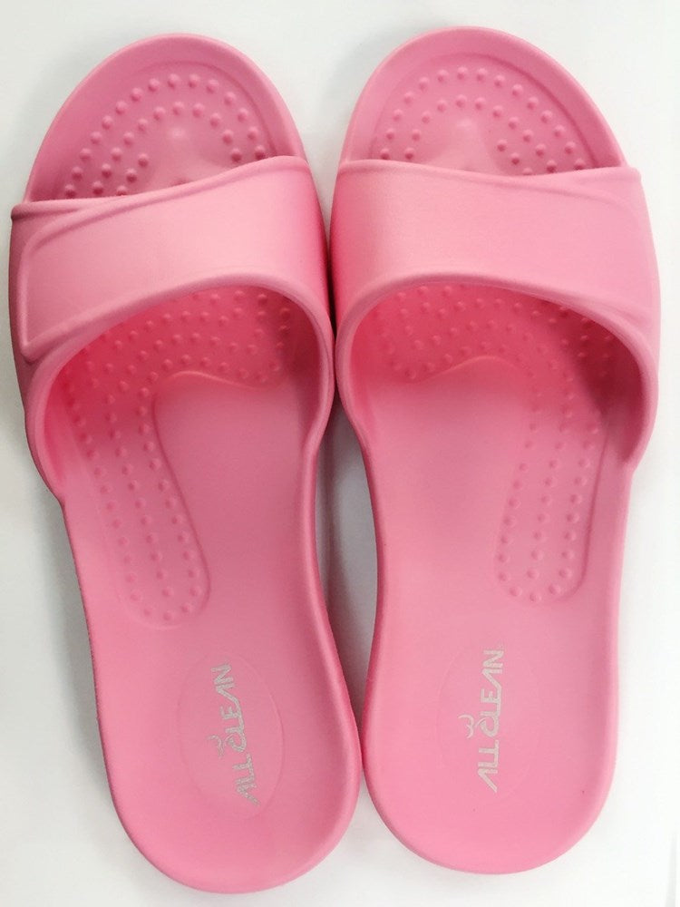 All Clean-Indoor Slipper (Pink)