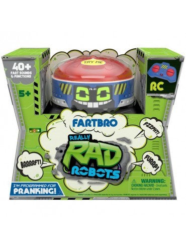 Really Rad Robots S3 R/C Fartbro