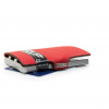 I-Clip Wallet- Pilot Red+ RFID Card Protector Set