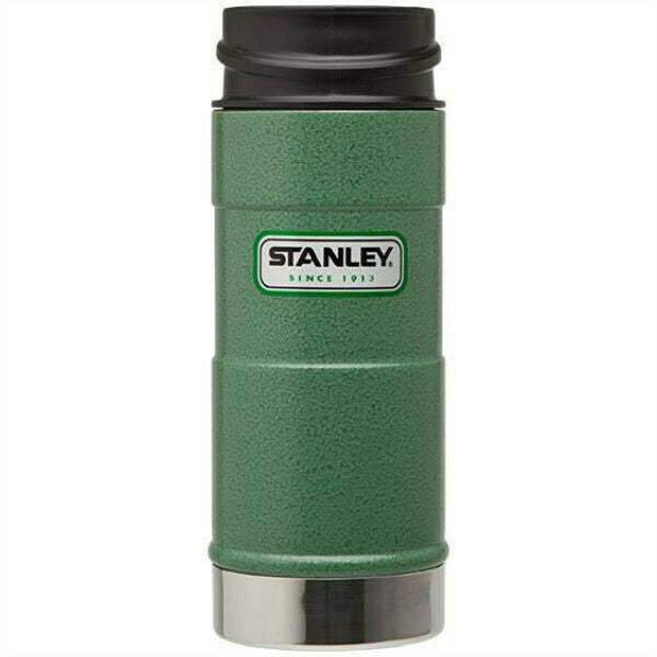 Stanley-One Hand Vacuum Mug 354ml (Green)