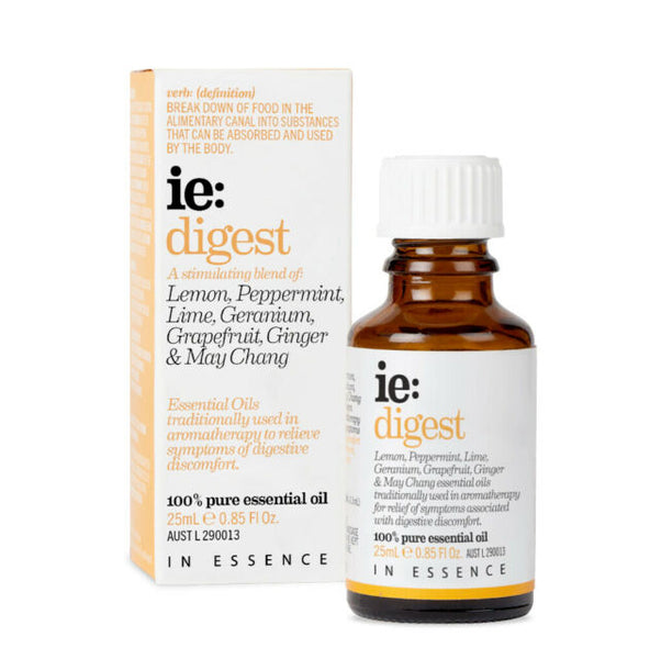 In Essence-Digest Essential Oil Blend 25mL