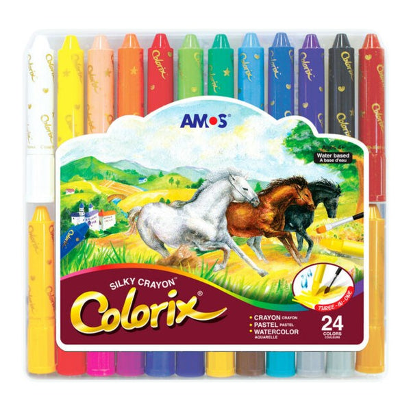 Amos-Colorix 24 Pack