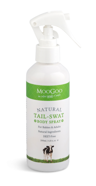 MooGoo Tail Swat Body Spray 200ml