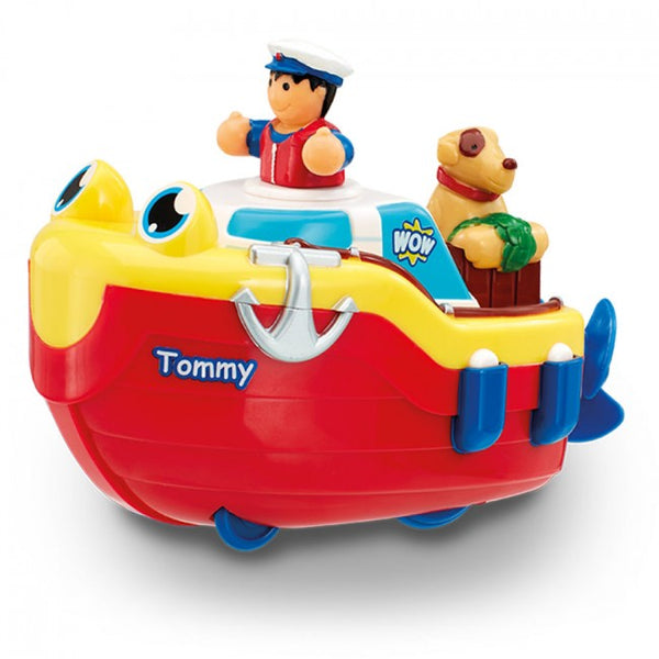 Wow Toys-Tommy Tug Boat