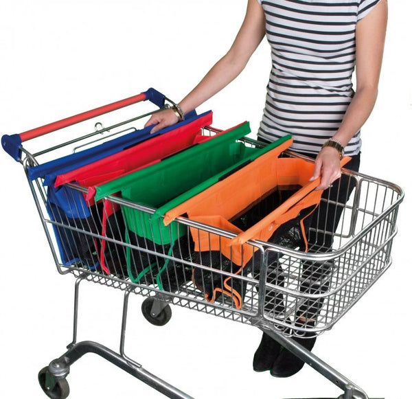 Set of 4 Trolley Bags Original-Express