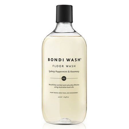 Bondi Wash Floor Wash Sydney Peppermint & Rosemary 500ml
