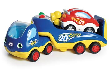 Wow Toys-Rocco's Big Racing