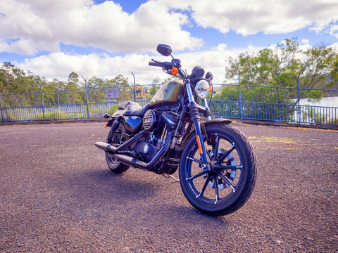 Harley Davidson Brisbane Sunshine Coast Noosa Gold Coast Queensland New South Whales Sydney Melbourne Victoria Rental motorbike motorcycle ride quite routes Best ride Rent This Bike 1