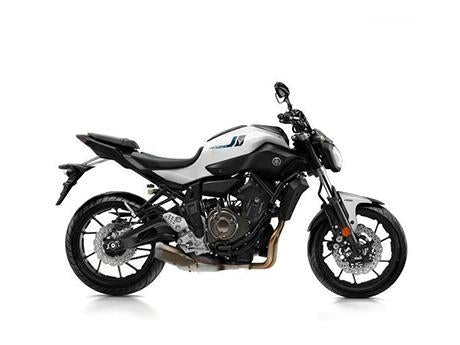 Yamaha MT07 No 1 (LAM Approved)