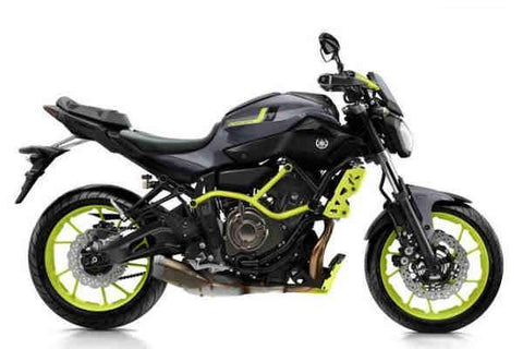 Yamaha MT07 No.2 - (LAMS Approved)
