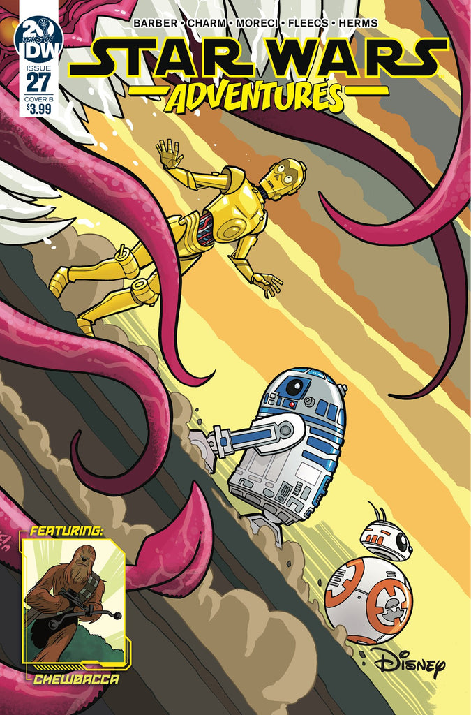 Star Wars Adventures #27 - Cover