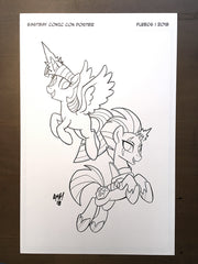 Eastbay ComicCon MLP Poster