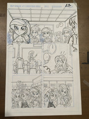 Equestria Girls Annual #1 - PG 23