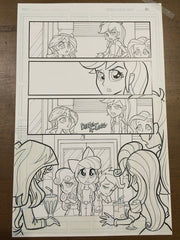 Equestria Girls Holiday Special - PG 43