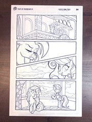 MLP Feats of Friendship #1 - PG 09