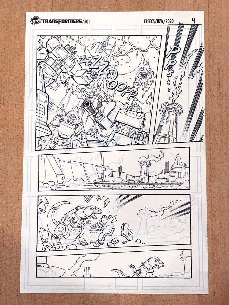 My Little Pony / Transformers #1 - PG 4