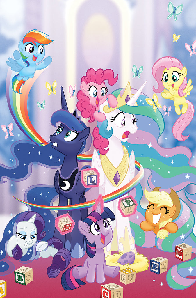 MLP: IDW 20/20 - Cover