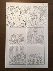 MLP: Friends Forever #26 - PG 4