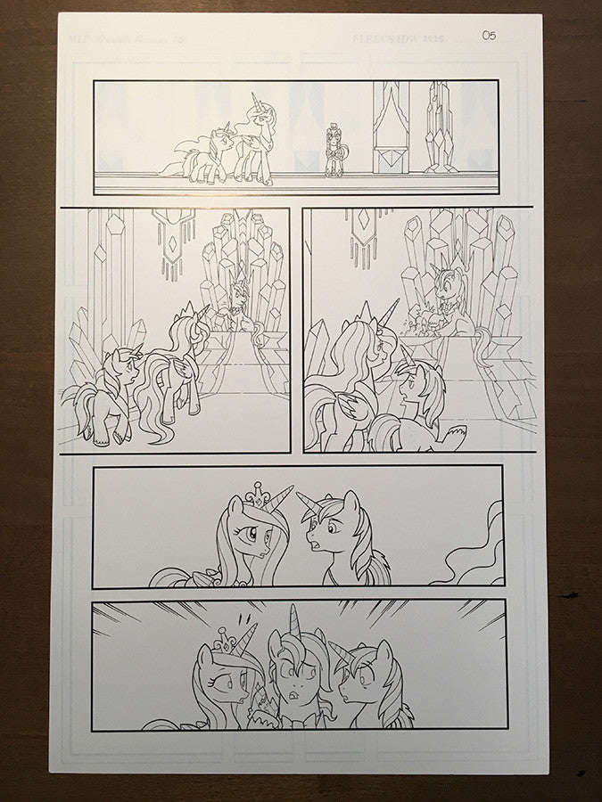 MLP: Friends Forever #26 - PG 5