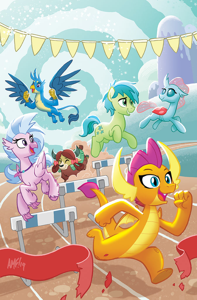 MLP Feats of Friendship #2 - Cover