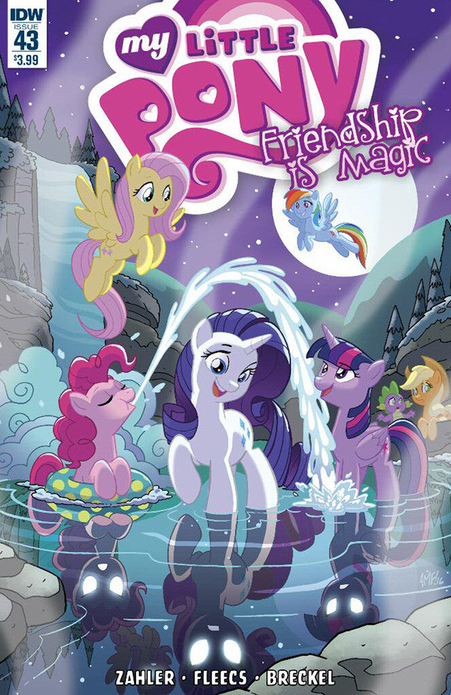 Friendship is Magic #43 - Cover