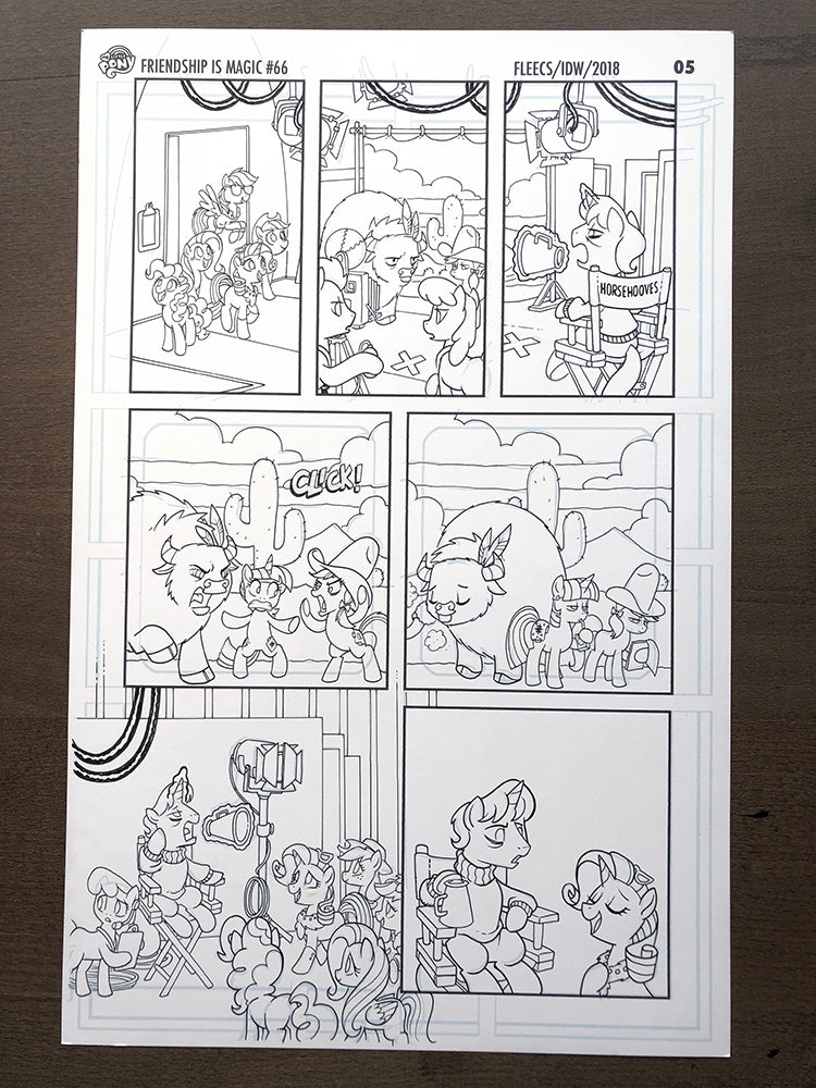 Friendship is Magic #66 - PG 05