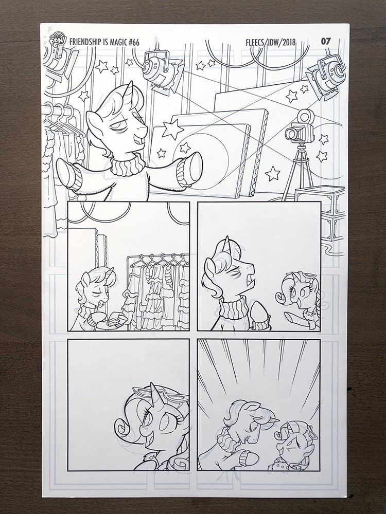Friendship is Magic #66 - PG 07