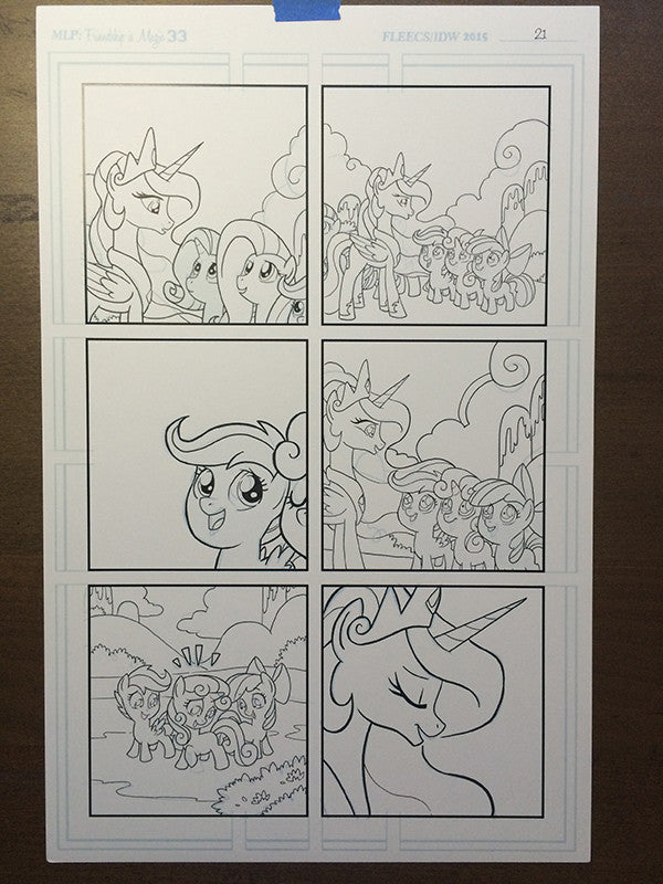 Friendship is Magic #33 - PG 21