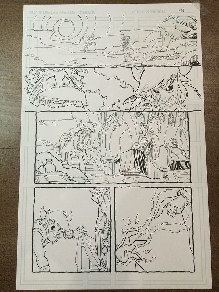 FIENDship is Magic #2 - PG 04