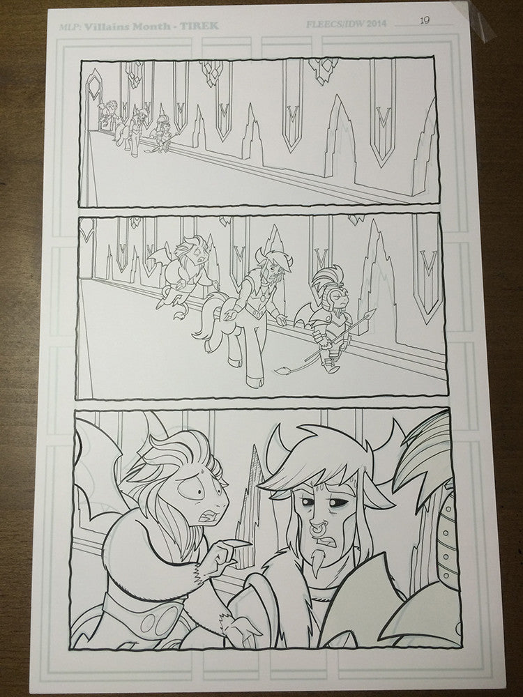 FIENDship is Magic #2 - PG 19