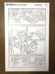 MLP Annual 2017: GoH - Pinkie & Cheese Sandwich PG 01