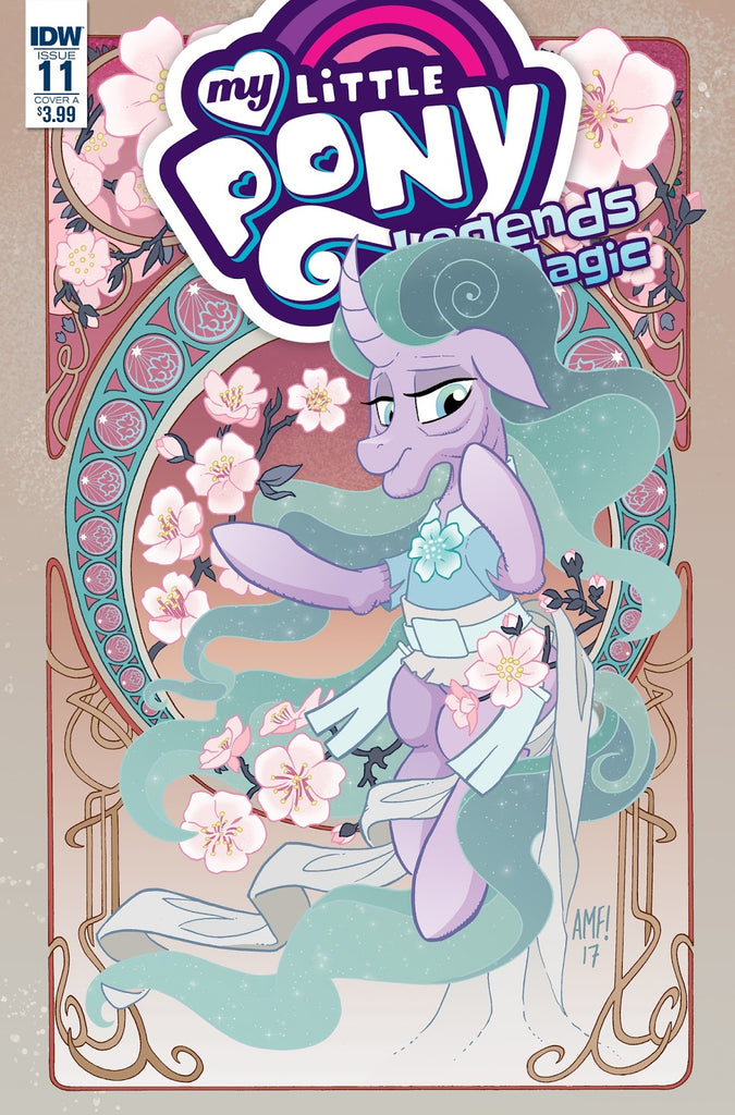 Legends of Magic #11 - COVER