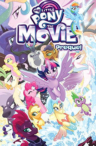 MLP: Movie Prequel TPB - Cover