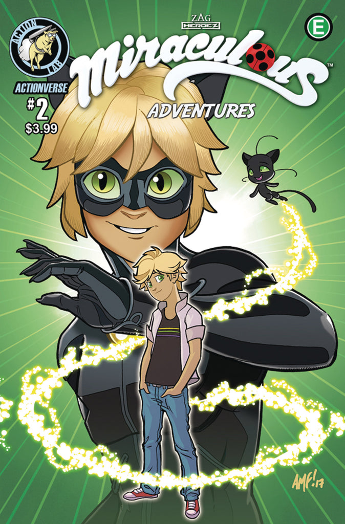 Miraculous Adventures #2 B Cover
