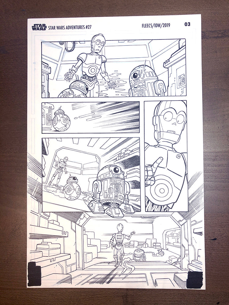 Star Wars Adventures #27 - PG 03