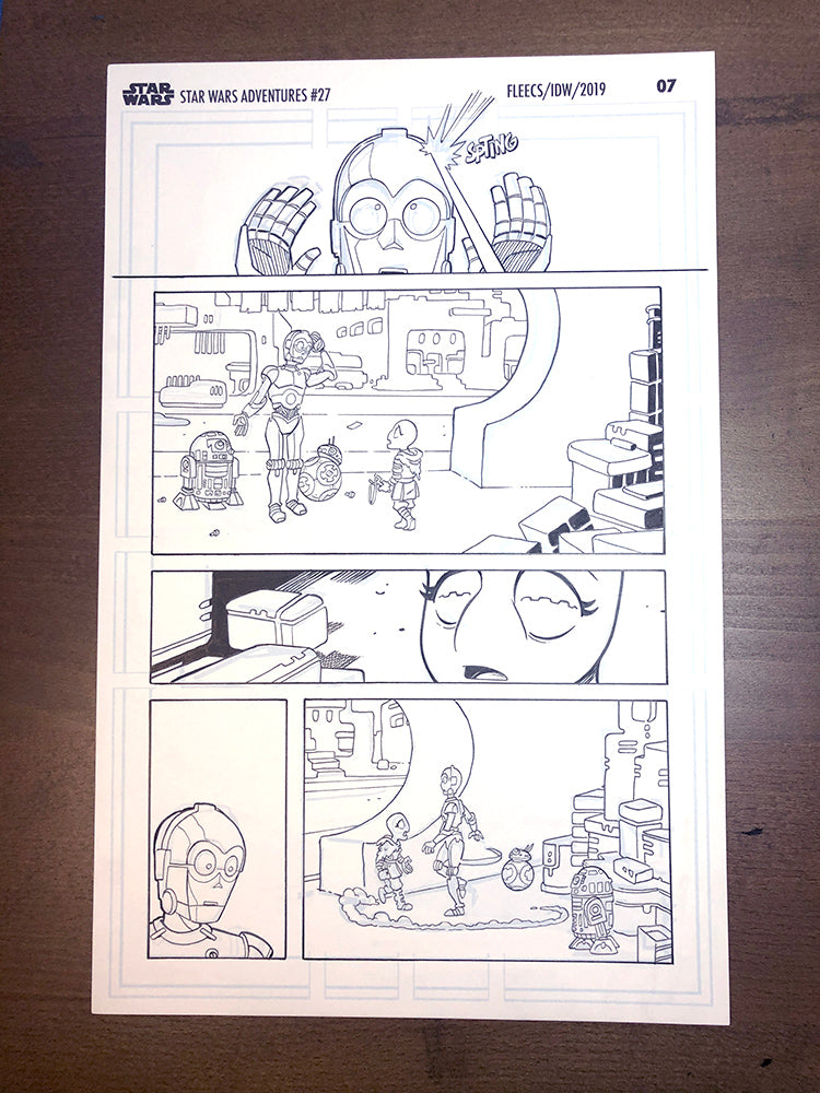 Star Wars Adventures #27 - PG 07