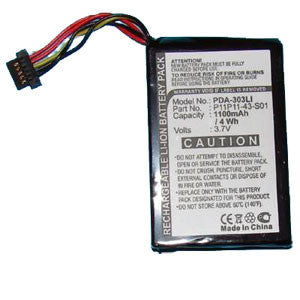 TomTom 8CP5.011.11 Battery